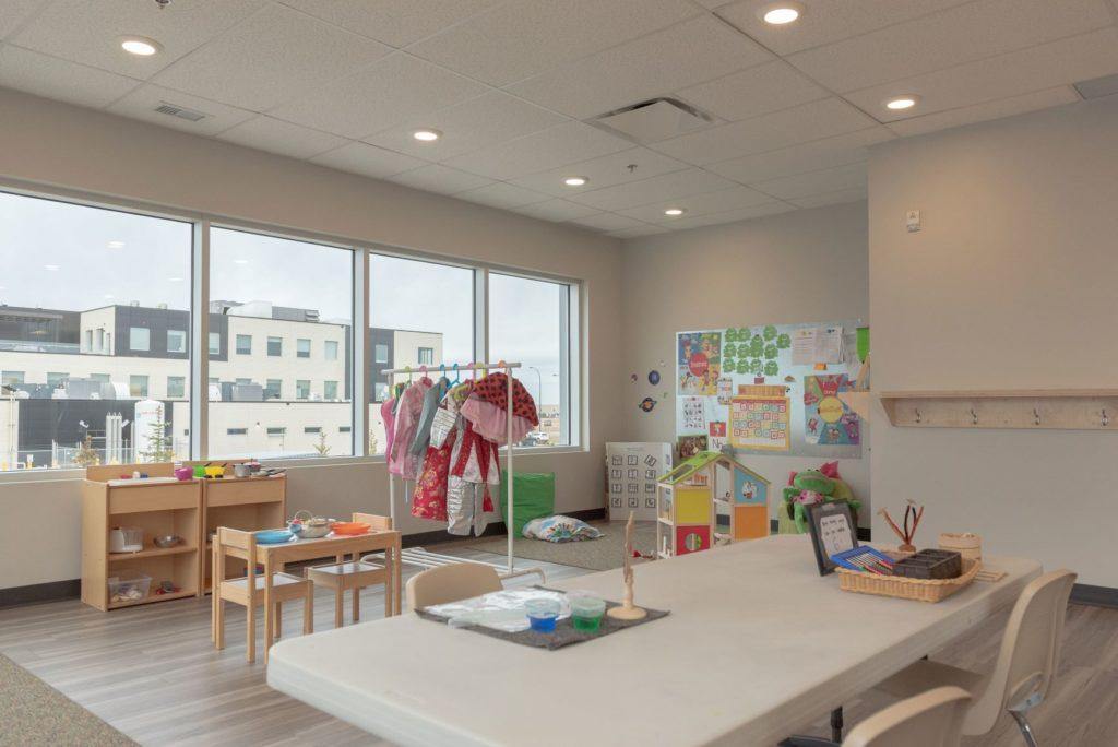 Global Aware Care Savaryn Daycare Preschool Childcare Room
