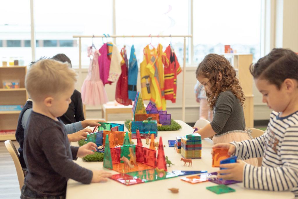 Global Aware Care Savaryn Daycare Preschool children playing