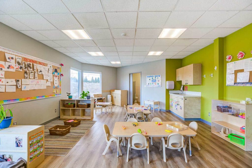 Global Aware Care Lewis Farms Daycare Toddler Childcare Room