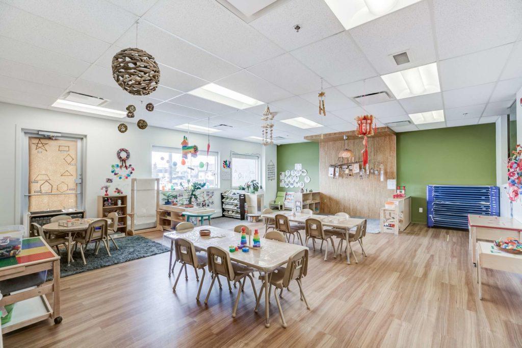 Global Aware Care Summerside Daycare Preschool Childcare Room
