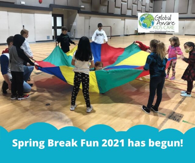 Our Out of School Care kids have started the Spring Break fun bright and early this morning!  Special thanks to our Educators for preparing so many things for them to enjoy this week!
